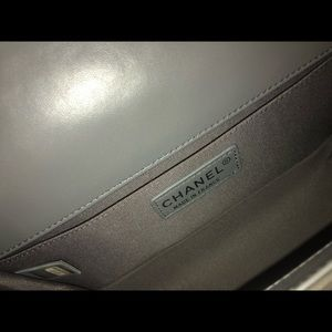 CHANEL Bags - Chanel - Boy Flap Handbag - Quilted Lambskin